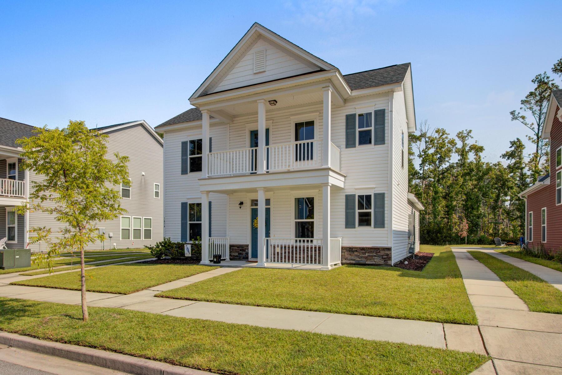1454 Seabago Drive Charleston, SC 29414