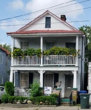 163 President Street Charleston, SC 29403