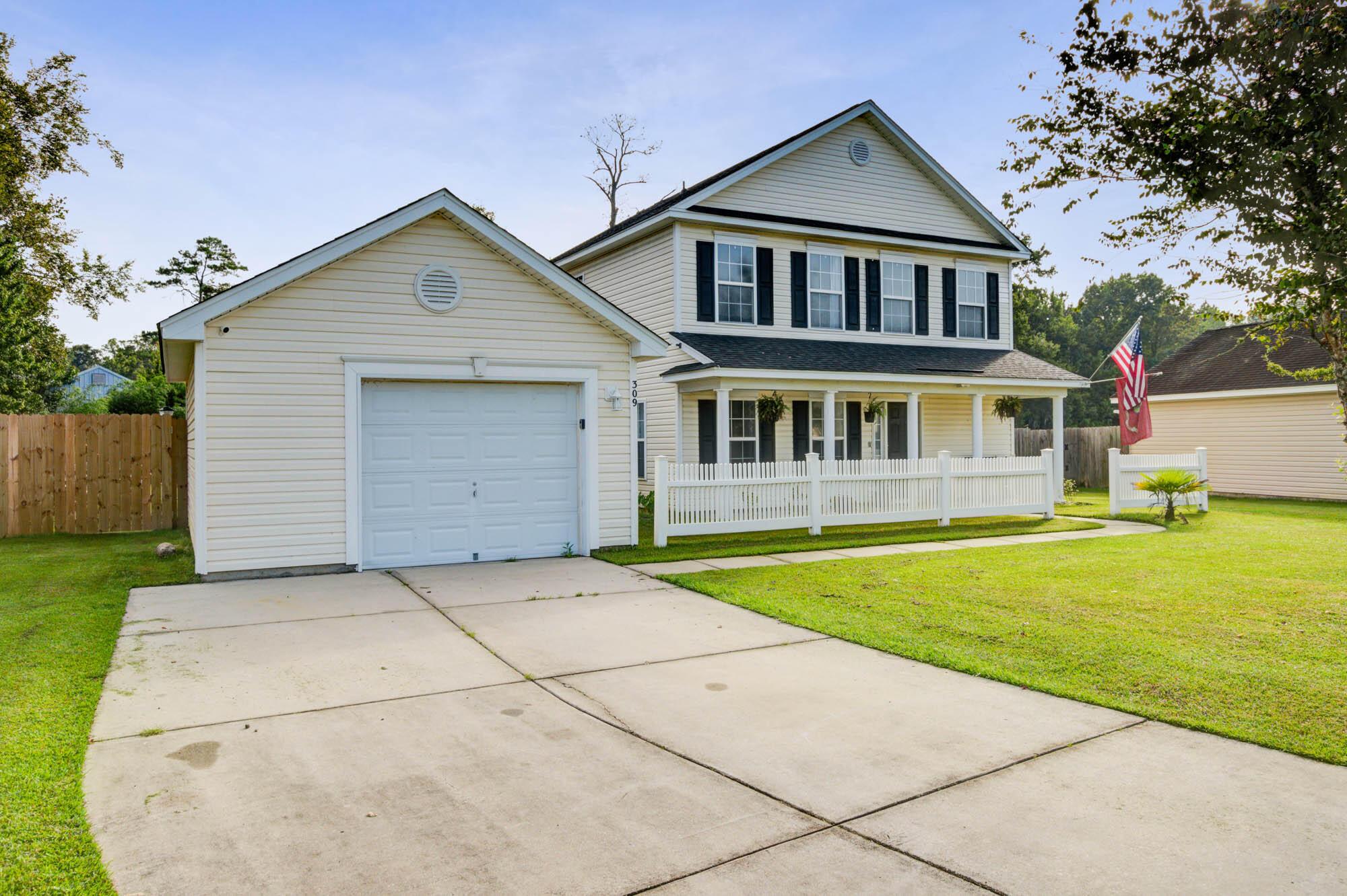 309 Coosawatchie Street Summerville, SC 29485