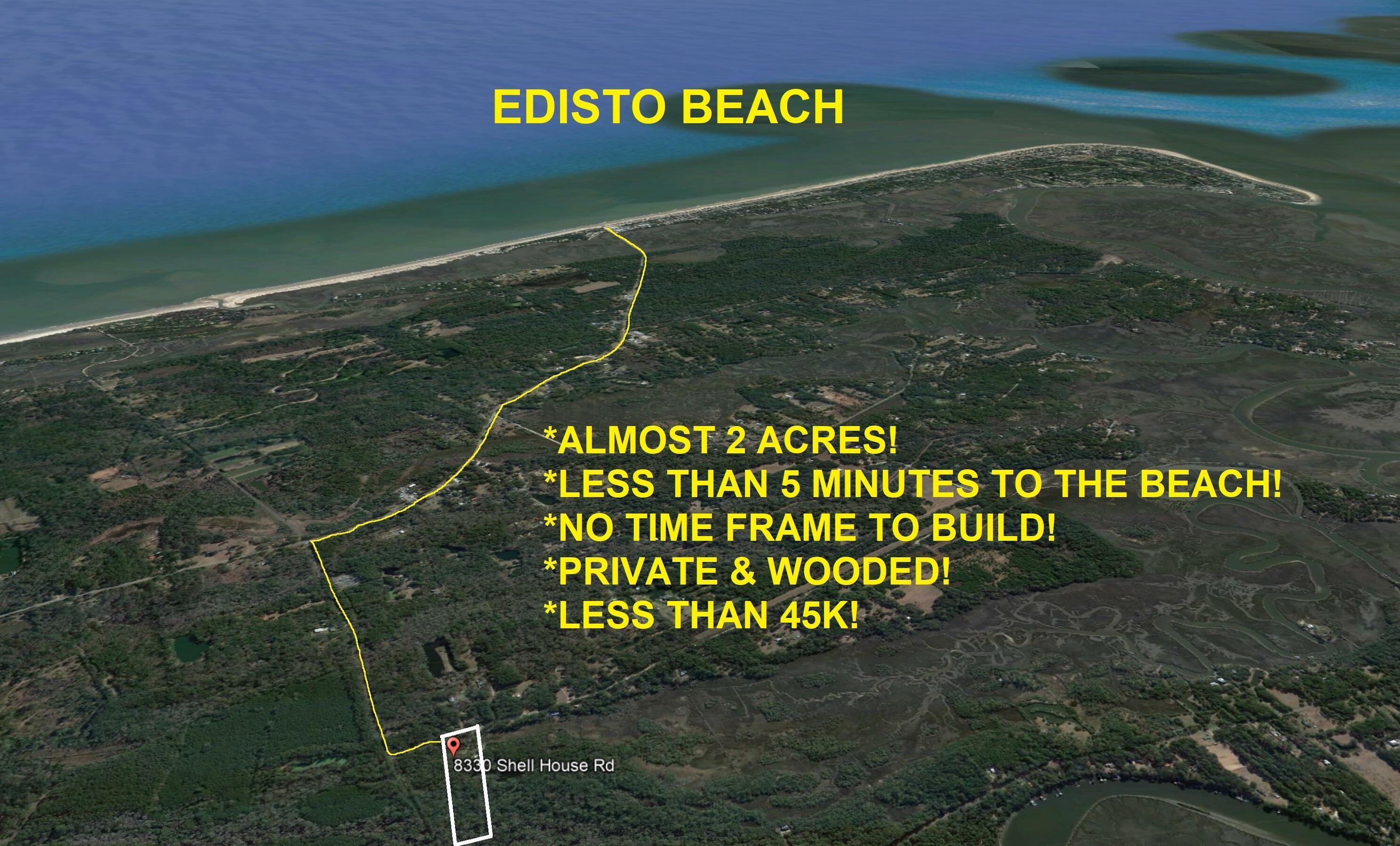 8330 Shell House Road Edisto Island, SC 29438