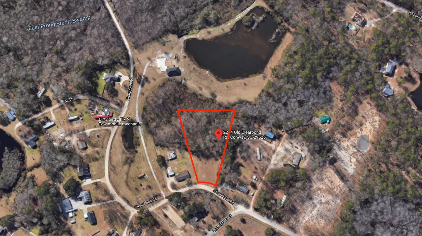 2244 Old Clearpond Road Conway, SC 29526