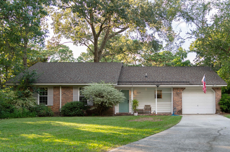 1039 Kingswood Drive Charleston, Sc 29412