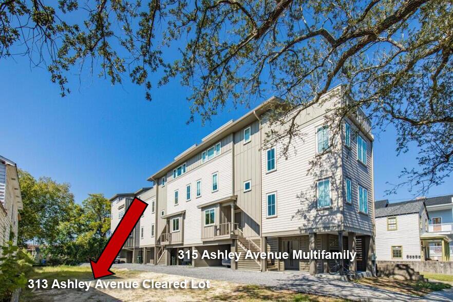 313 Ashley Avenue Charleston, SC 29403