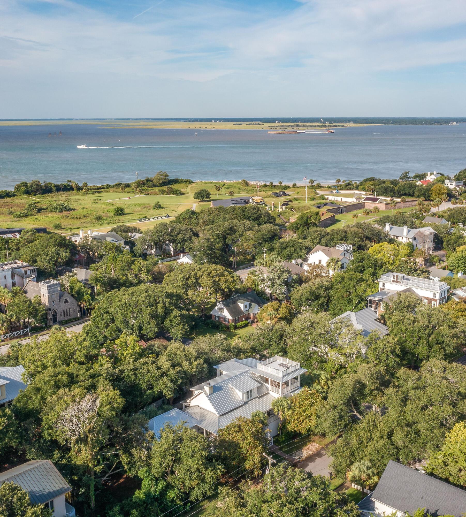 None Homes For Sale - 1401 Thompson Avenue, Sullivans Island, SC - 16