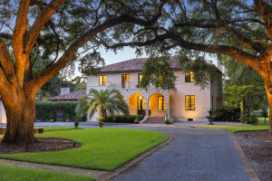 Exceptionally refined and perfectly positioned, only 10 minutes to downtown Charleston.