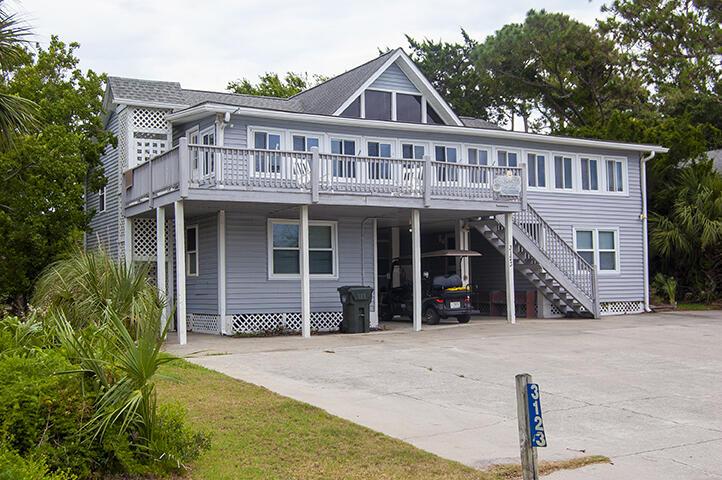 3123 Palmetto Boulevard Edisto Beach, SC 29438