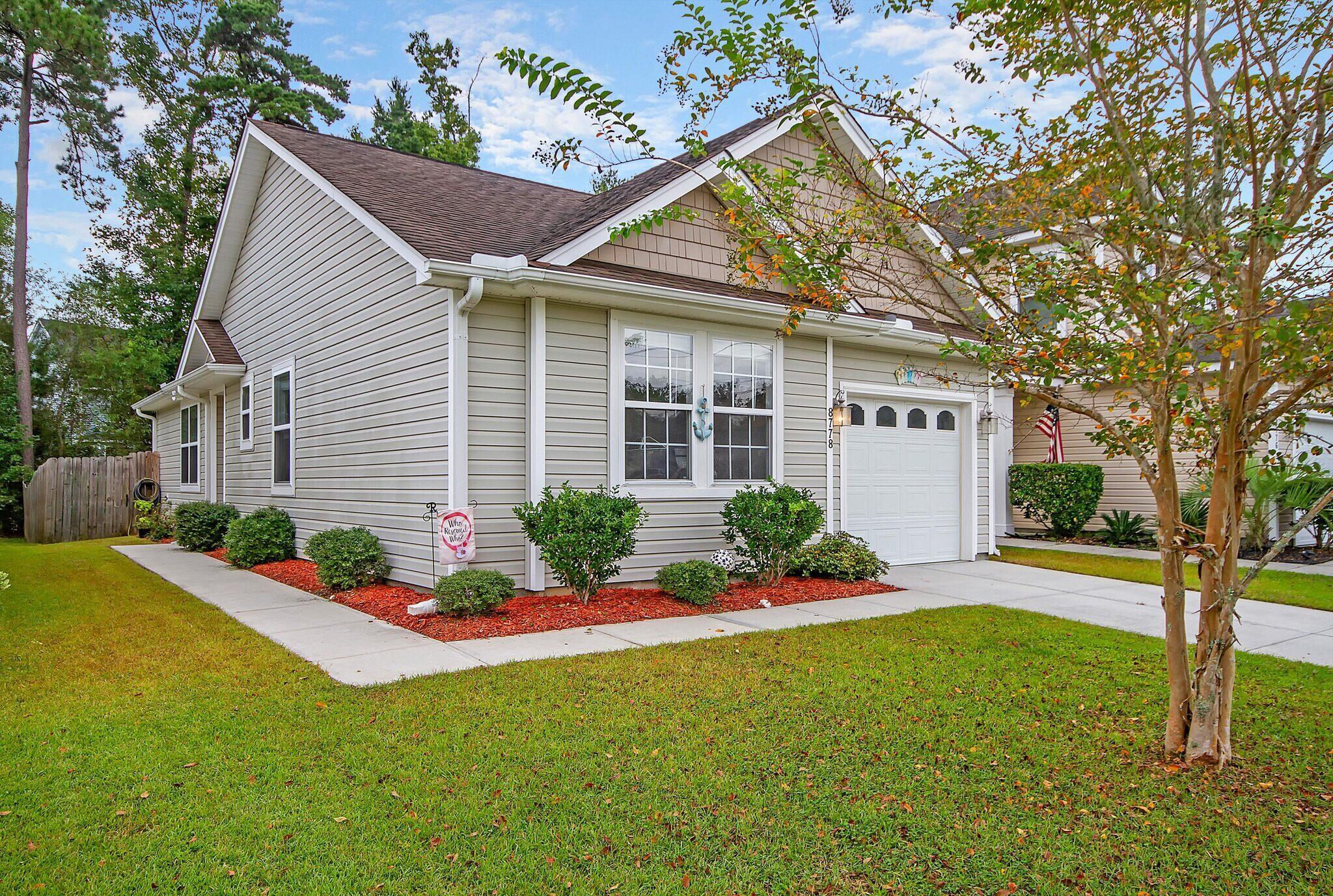 8778 Shadowglen Drive North Charleston, SC 29420