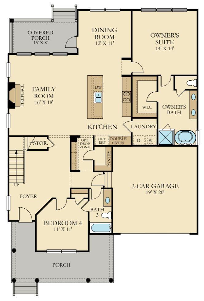 Carolina Park Homes For Sale - 3392 Gooseberry, Mount Pleasant, SC - 8