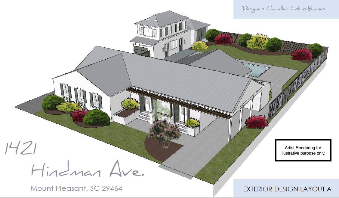 Old Mt Pleasant Homes For Sale - 1421 Hindman, Mount Pleasant, SC - 14