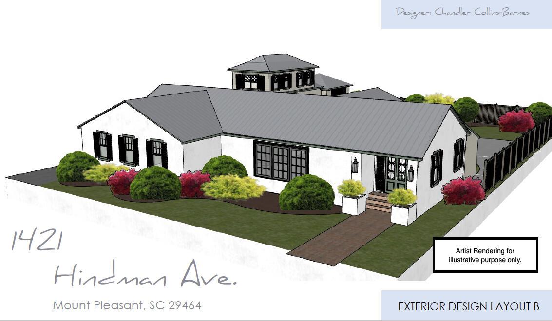 Old Mt Pleasant Homes For Sale - 1421 Hindman, Mount Pleasant, SC - 12