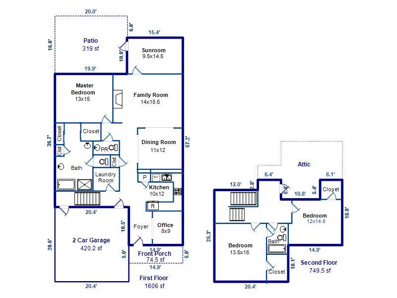 Dunes West Homes For Sale - 155 Fair Sailing, Mount Pleasant, SC - 2