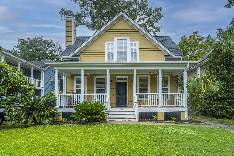 678 Fair Spring Drive Charleston, SC 29414