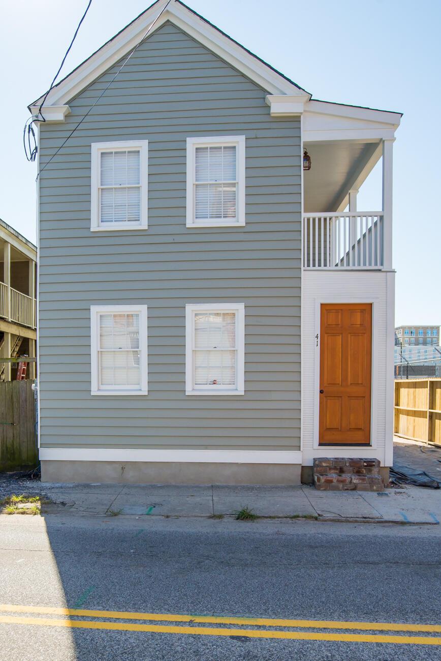 41 Line Street UNIT 41 & 41.5 Charleston, SC 29403