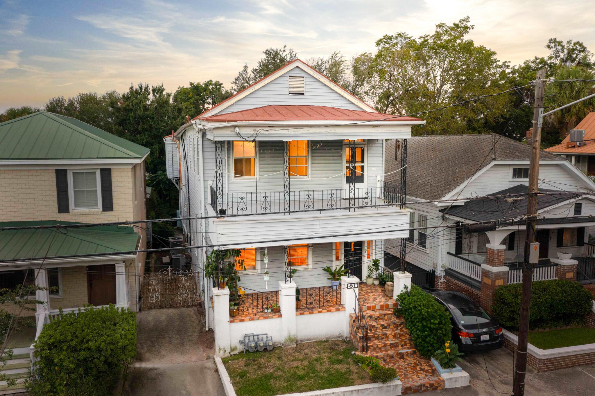 539 Rutledge Avenue Charleston, SC 29403