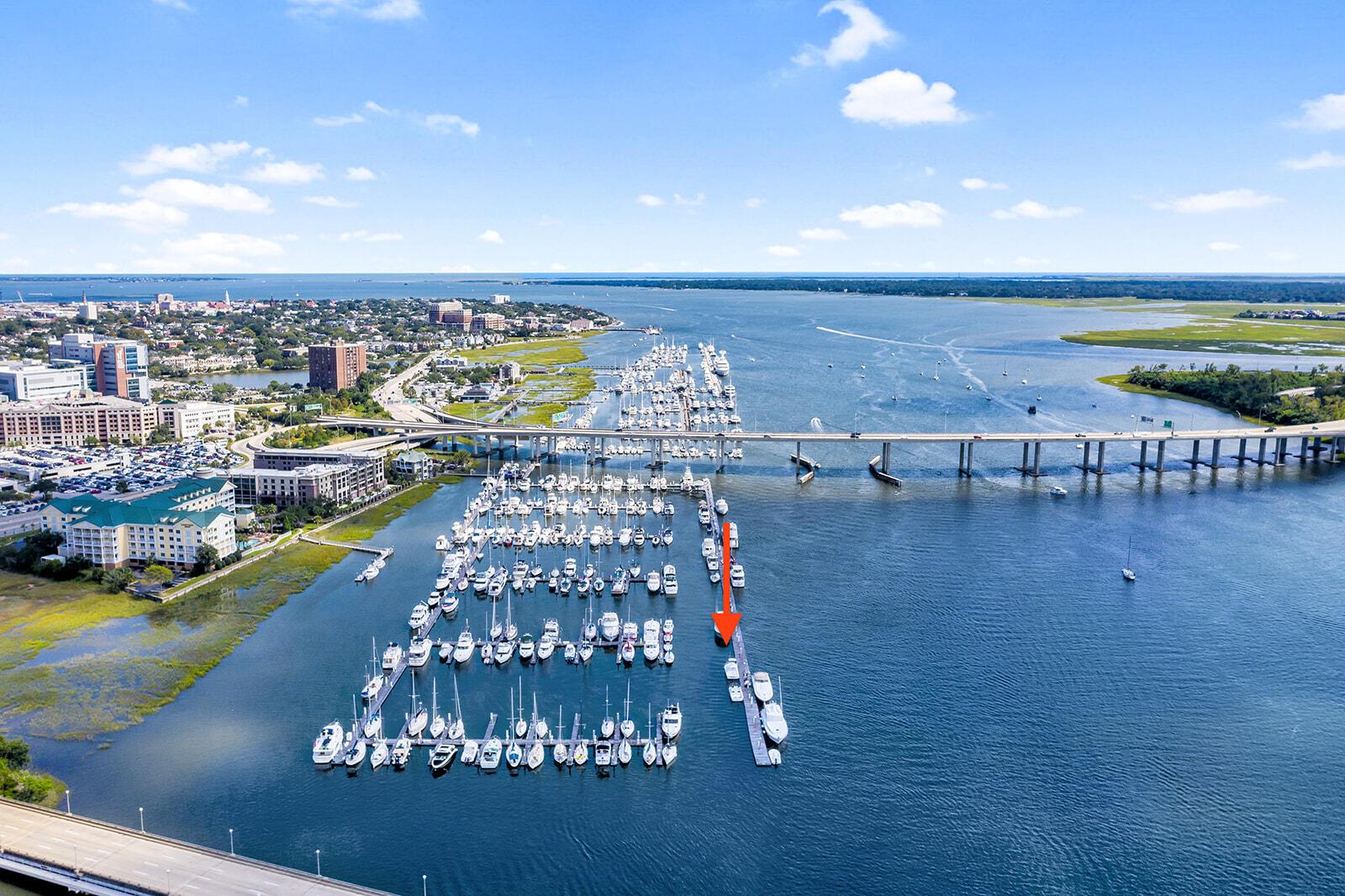 33 Lockwood Drive UNIT T-Dock Slip 13 (Lu220) Charleston, SC 29401