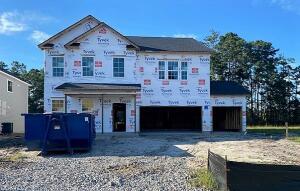 Actual Home Lot 108 Under Construction