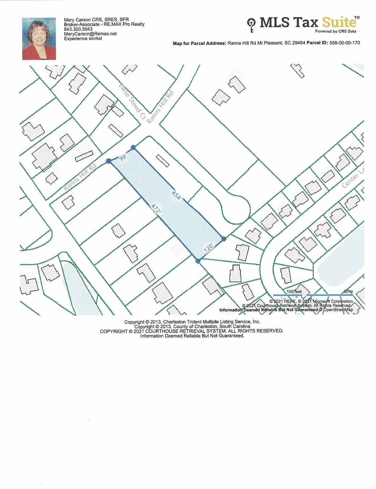 1701 Ranns Hill Road Mount Pleasant, SC 29464