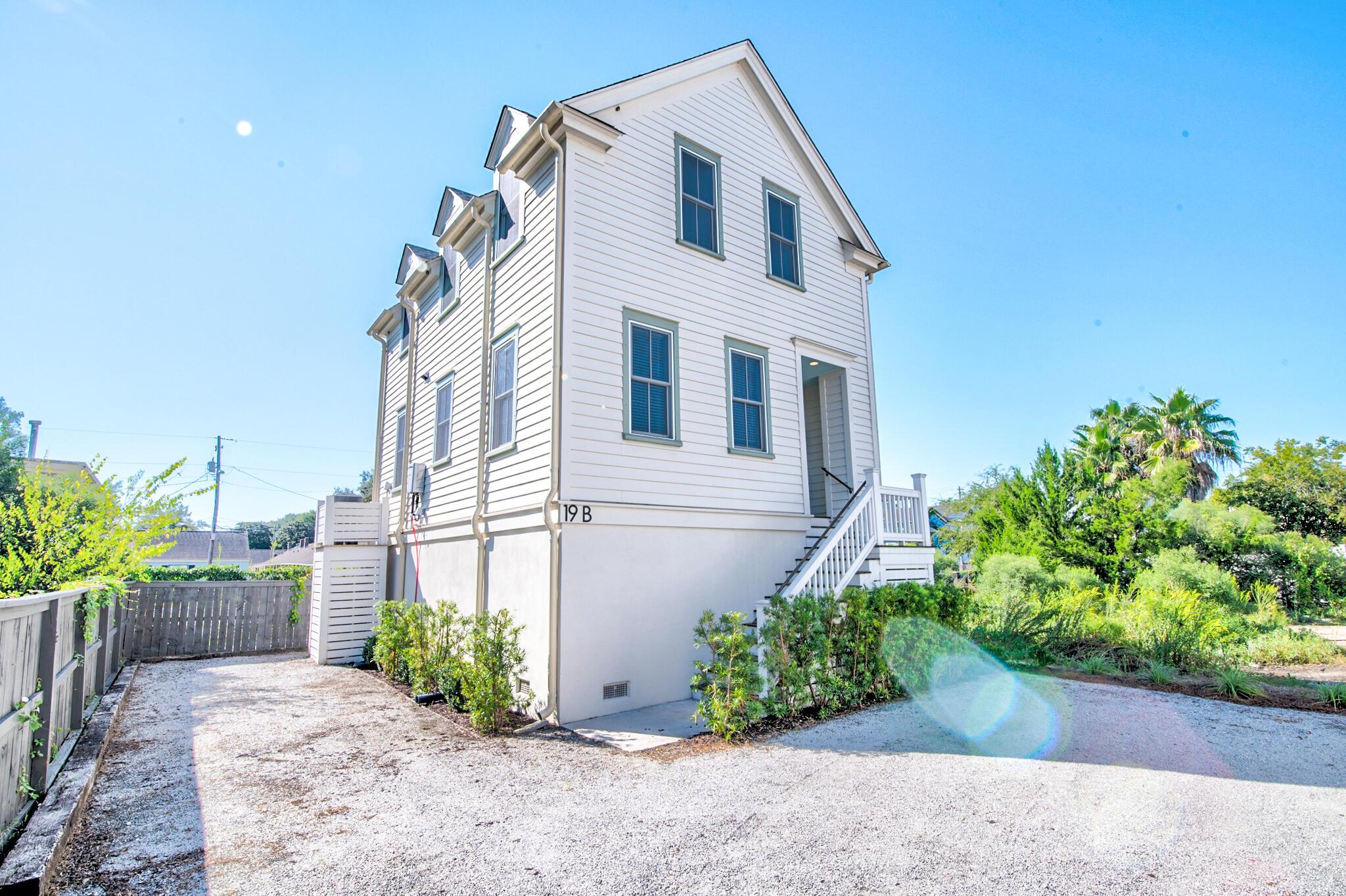 19 Reid Street UNIT B Charleston, SC 29403