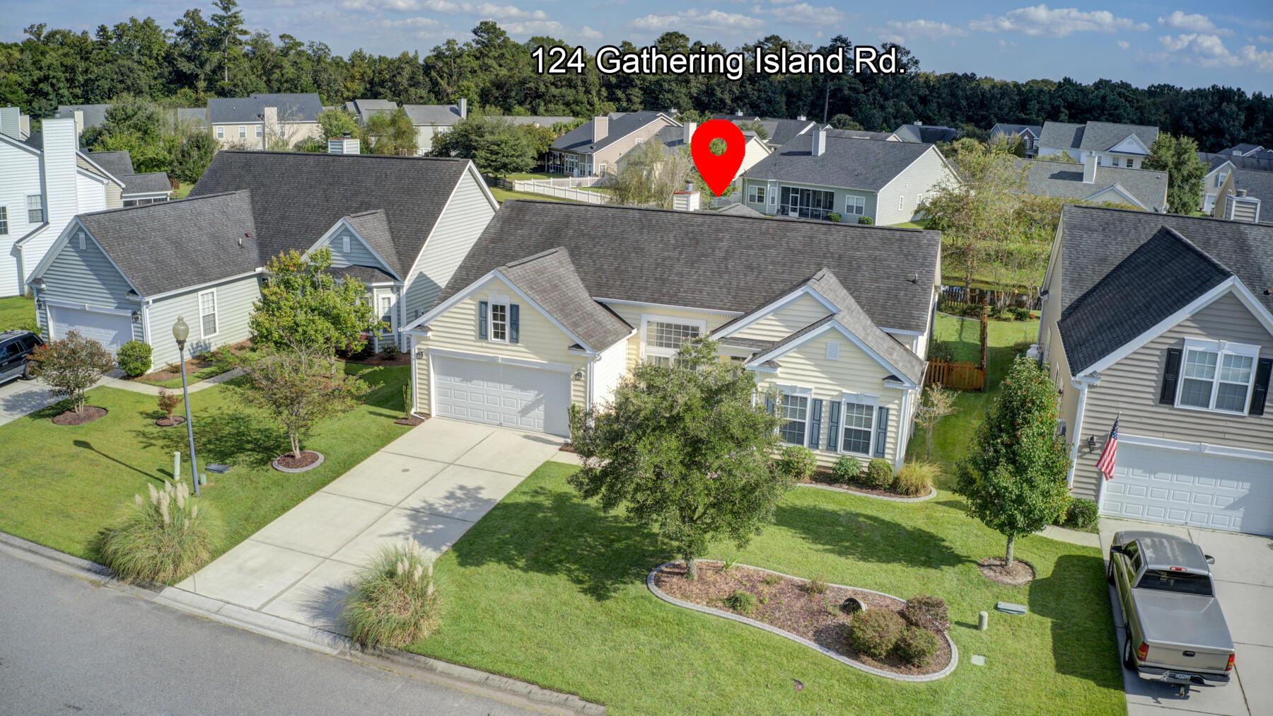 124 Gathering Island Road Summerville, SC 29485