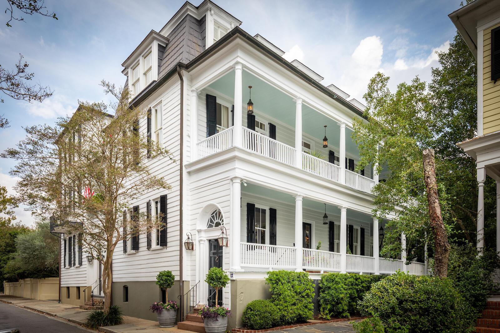 22 King Street Charleston, SC 29401