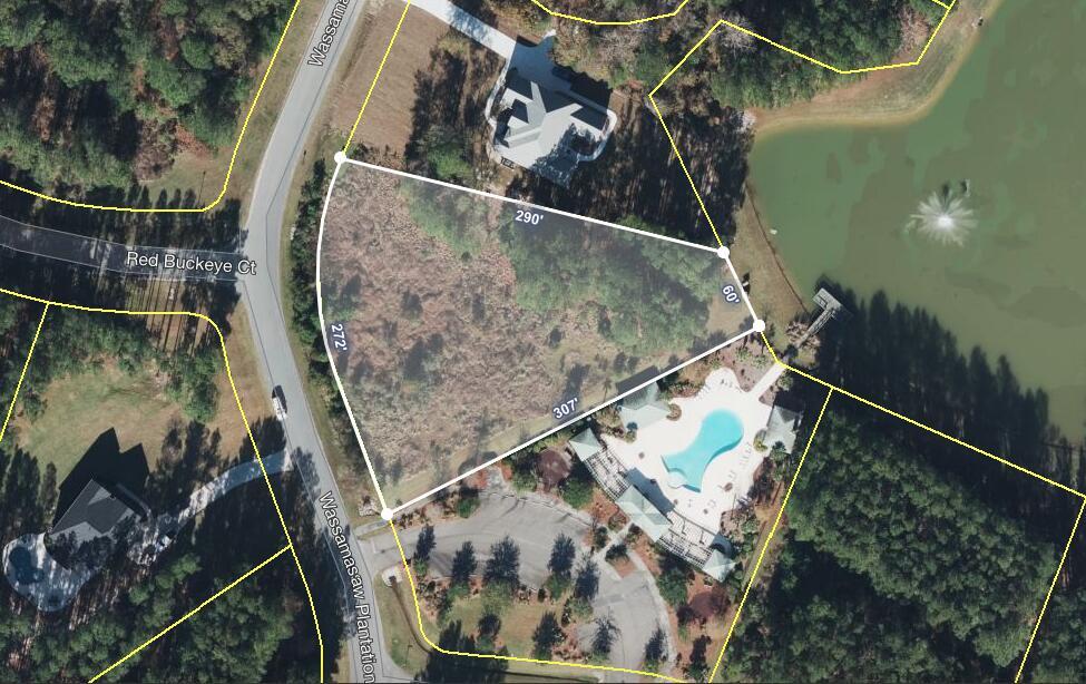 1084 Wassamassaw Plantation Drive Summerville, SC 29483