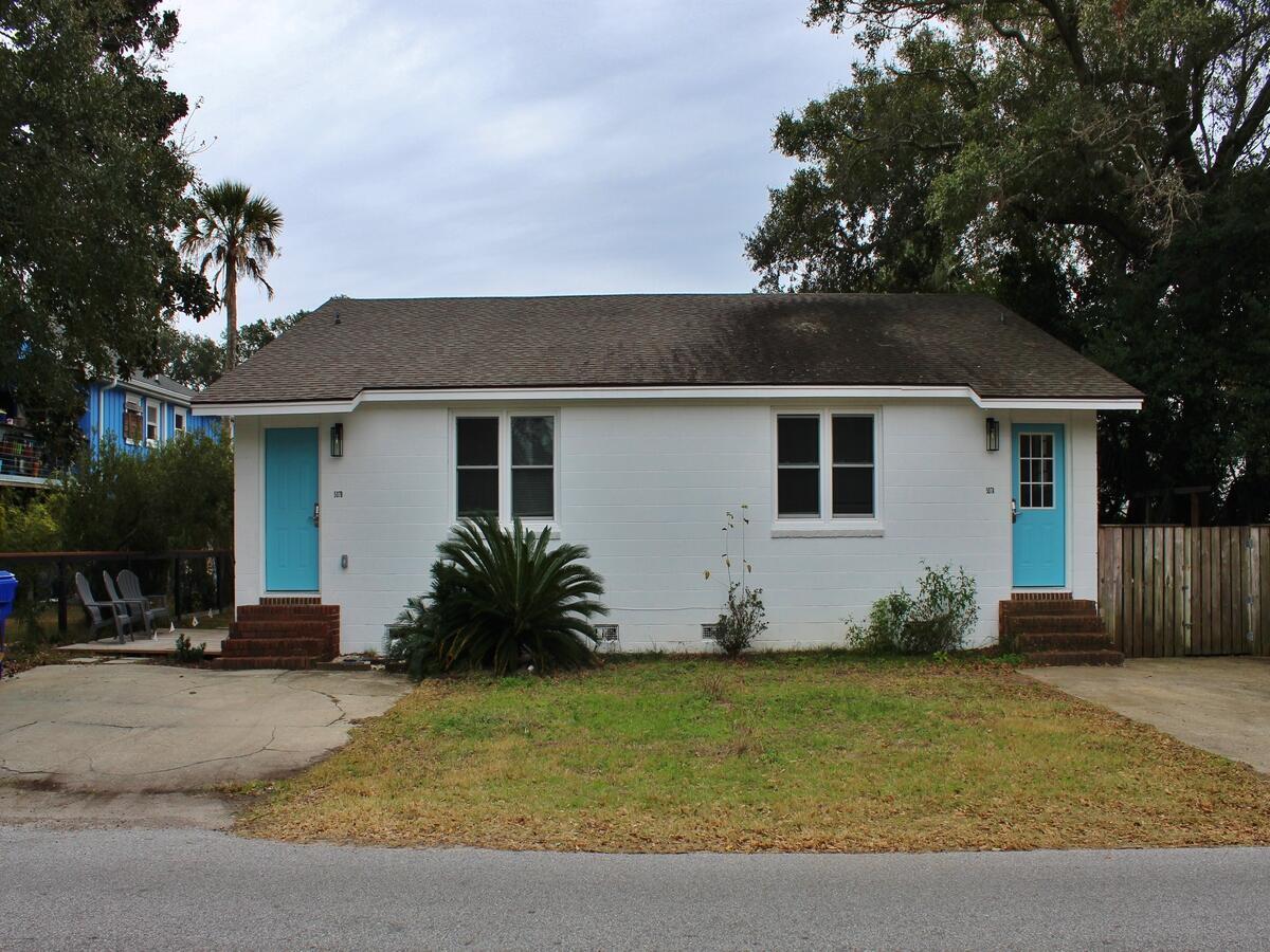 508 E Cooper Avenue Folly Beach, SC 29439