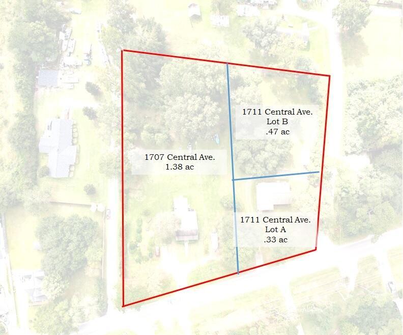 1707/1711 Central Avenue Summerville, SC 29483