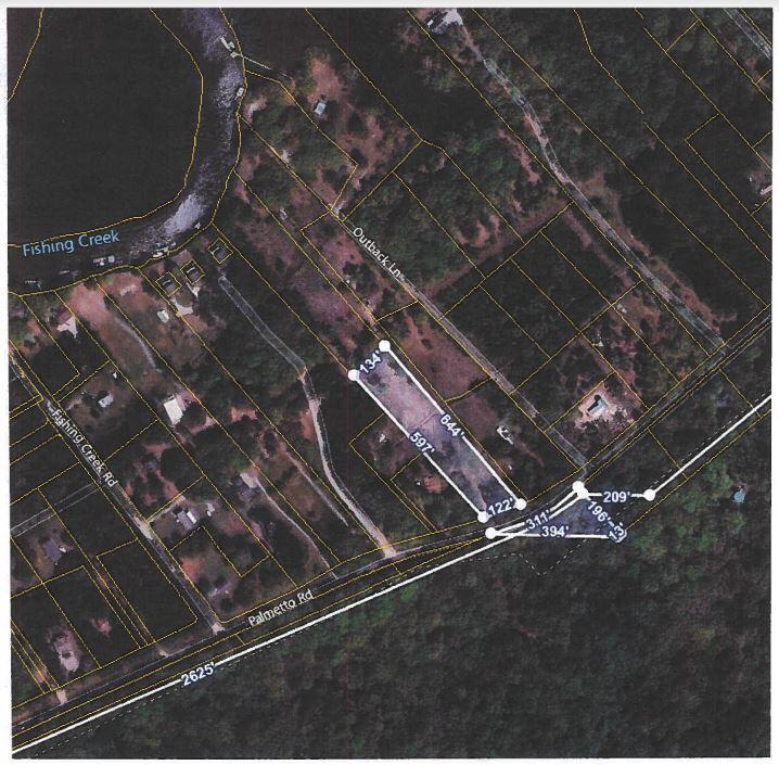 8306 Palmetto Road Edisto Island, SC 29438