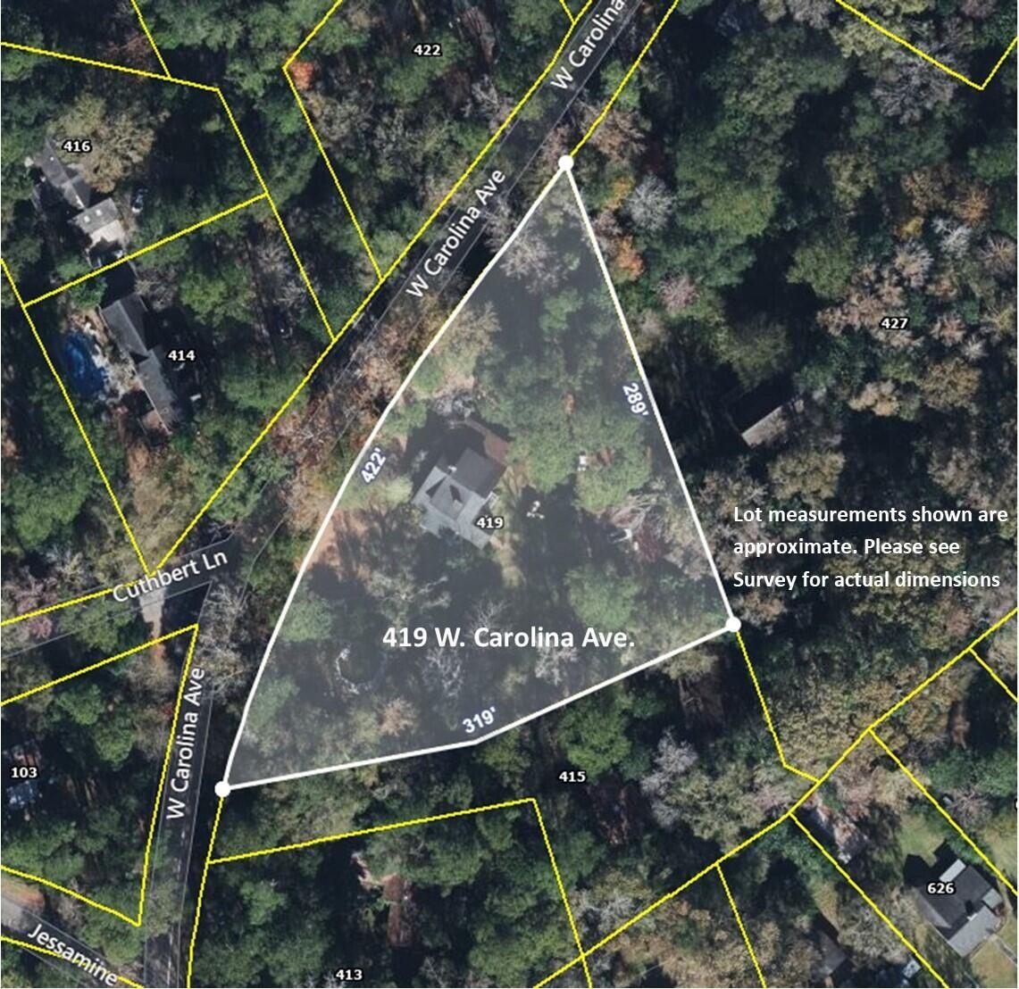 419 W Carolina Avenue Summerville, SC 29483