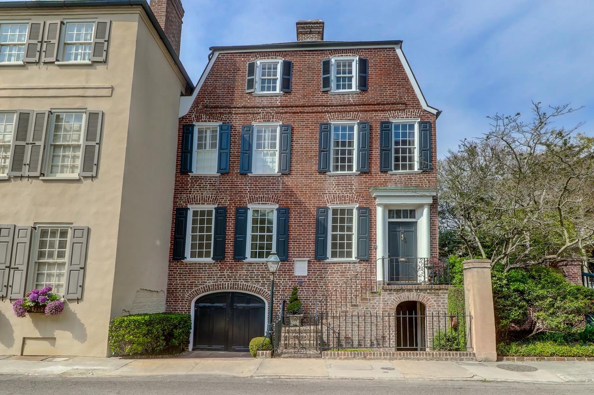72 Tradd Street Charleston, SC 29401