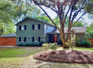 This newly renovated 4 bedroom, 3.5 bath James Island home is ready for its new owners! Located in a highly sought-after neighborhood & just 5 minutes from downtown, this home is an absolute dream come true. No detail was left out of this 2021 remodel. The kitchen/dining combo boasts reclaimed wood, quartz countertops, new appliances, soft-close cabinets, updated light fixtures & is flooded w/ natural light from the large windows. The spacious family room features updated large format tile, a wood-burning fireplace, a fantastic wet bar & access to the beautiful poolside cypress-ceilinged screened patio w/Bluetooth speakers. The dual ensuite masters & 2 additional bedrooms are all beautifully renovated w/ top-of-the-line finishes. The spacious lot has mature trees, a storage shed & an... ...amazing in-ground saltwater pool which has a new pump. There is a large covered/partially enclosed carport perfect for parking or storing your boat. No flood insurance required. Zoned for the JI school district. This home is truly a rare find!