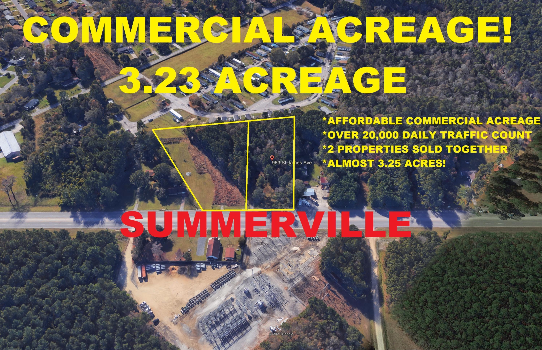963 St James Avenue Summerville, SC 29483