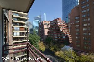 Departamento En Arriendoen Santiago, Las Condes, Chile, CL RAH: 18-59