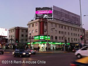 Edificio En Arriendoen Santiago, Santiago Centro, Chile, CL RAH: 18-85