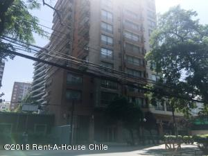 Departamento En Arriendoen Santiago, Providencia, Chile, CL RAH: 18-169