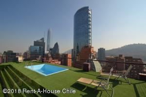 Departamento En Arriendoen Santiago, Las Condes, Chile, CL RAH: 19-4