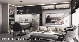 Departamento En Ventaen Santiago, Santiago Centro, Chile, CL RAH: 19-83