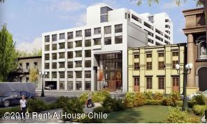 Departamento En Arriendoen Santiago, Santiago Centro, Chile, CL RAH: 20-11