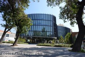 Oficina En Arriendoen Santiago, Vitacura, Chile, CL RAH: 20-22