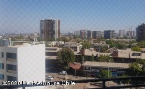Departamento En Arriendoen Santiago, Nuñoa, Chile, CL RAH: 20-49