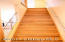 STAIRWAY TO 2ND FLOOR MOTION DETECTOR LIGHTING FOR PETS