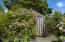 Gate to side yard