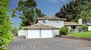 Highly Coveted West Gearhart Location Within Close Proximity To The Ocean.