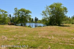 4.7 acre fresh water pond