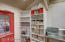 Kitchen pantry/storage