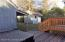 Backyard - Deck, Hot Tub, Shop & Garden Sheds
