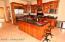 Kitchen, Wolf Range, sub-Zero Refrigerator