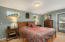 Master Suite on Main with step out deck access to fenced rear yard.