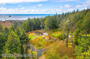Raven Hill Rd. - Lot #6, Arch Cape, OR 97102
