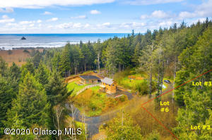 Raven Hill Rd. - Lot #1, Arch Cape, OR 97102
